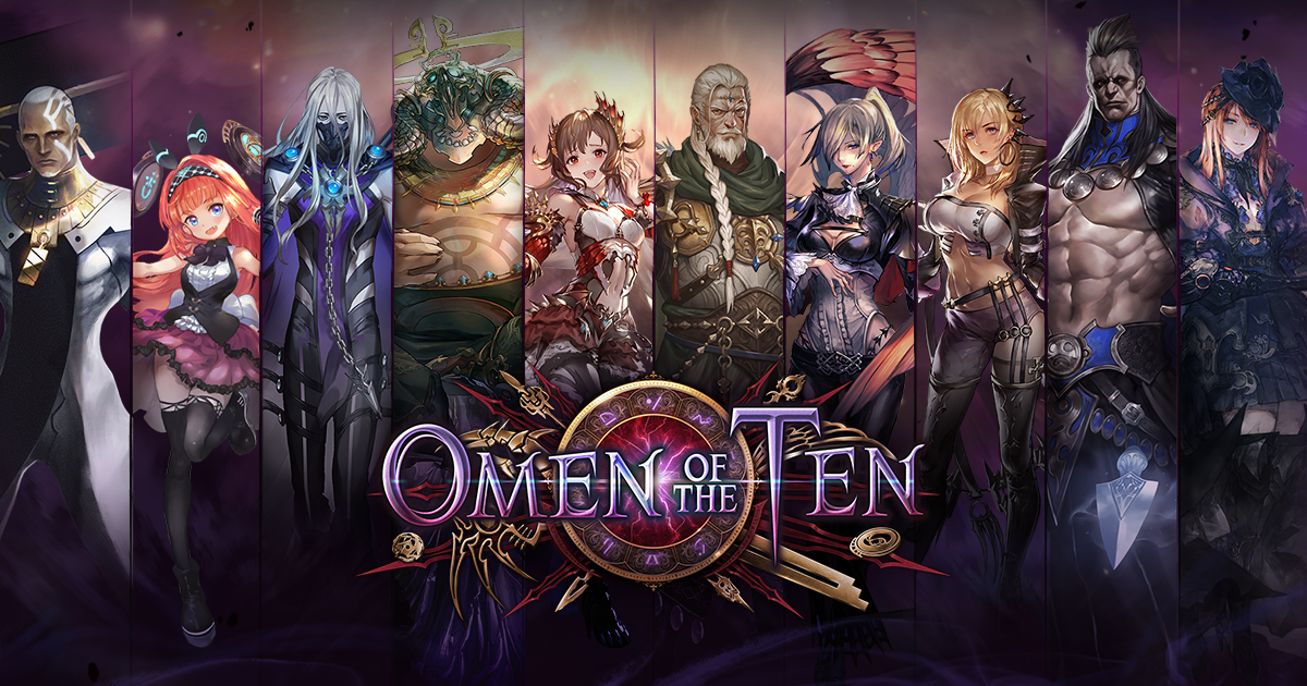 Omen of the Ten | Cards | Shadowverse | Cygames