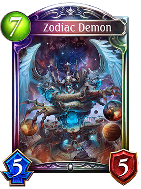 Zodiac Demon