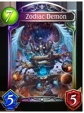 Zodiac Demon