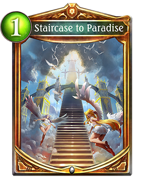 Staircase to Paradise