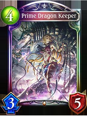 Prime Dragon Keeper