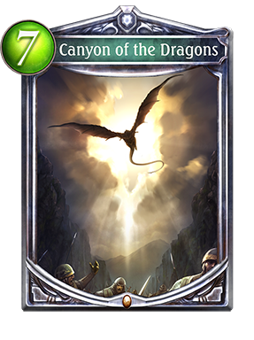 Canyon of the Dragons