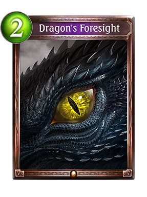 Dragon's Foresight