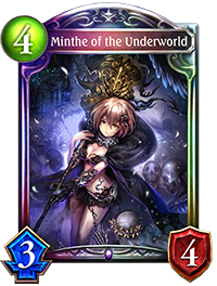 Minthe of the Underworld