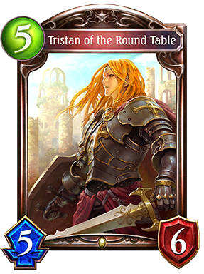 Tristan of the Round Table