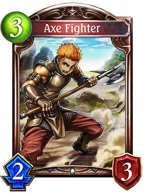 Axe Fighter