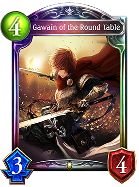 Gawain of the Round Table