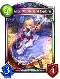 Wonderland Dreams Cards Shadowverse