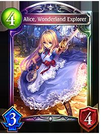 Alice, Wonderland Explorer