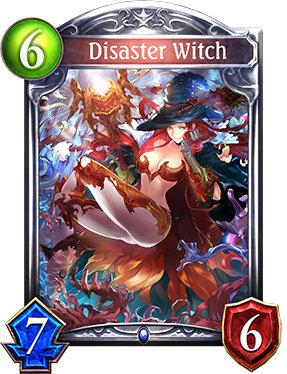 Disaster Witch