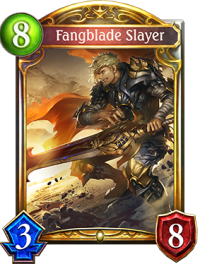 Fangblade Slayer