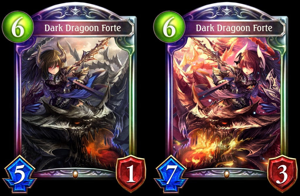 Prebuilt Deck Review Dark Wyrmdriver Articles Shadowverse