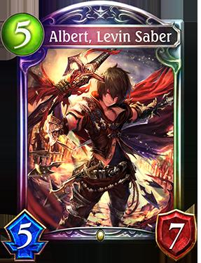 Albert, Levin Saber