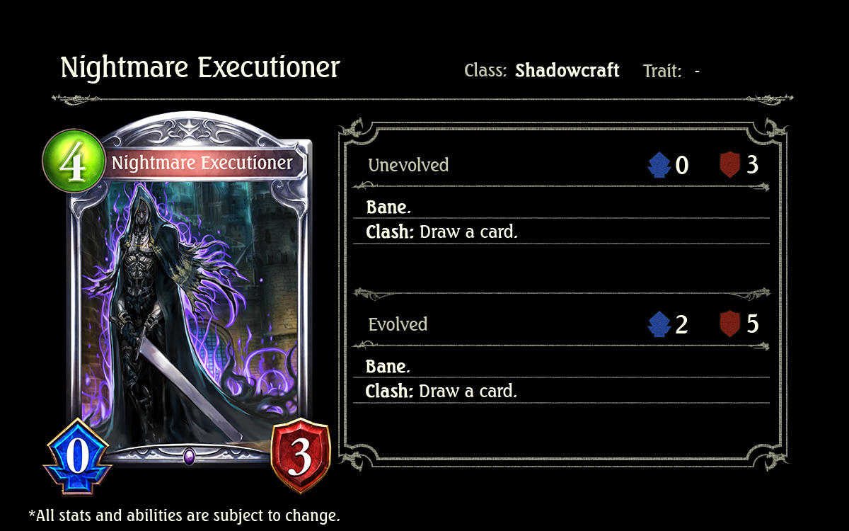 nightmare executioner