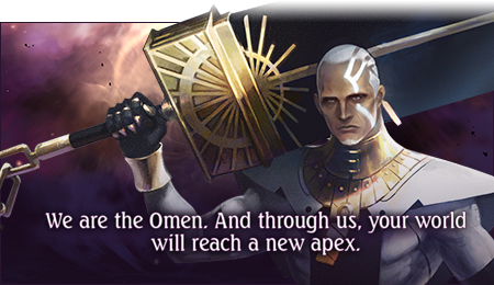 Omen of the Ten Characters