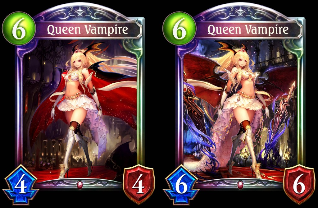 Prebuilt Deck Review Kiss Of The Queen Articles Shadowverse