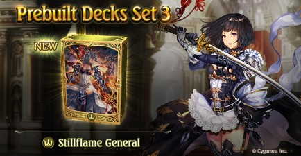 Prebuilt Deck Review: Stillflame General