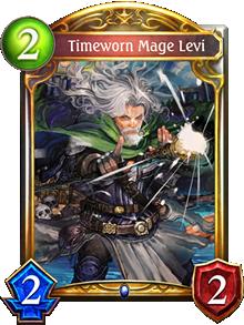 Timeworn Mage Levi