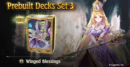 Prebuilt Deck Review: Winged Blessings