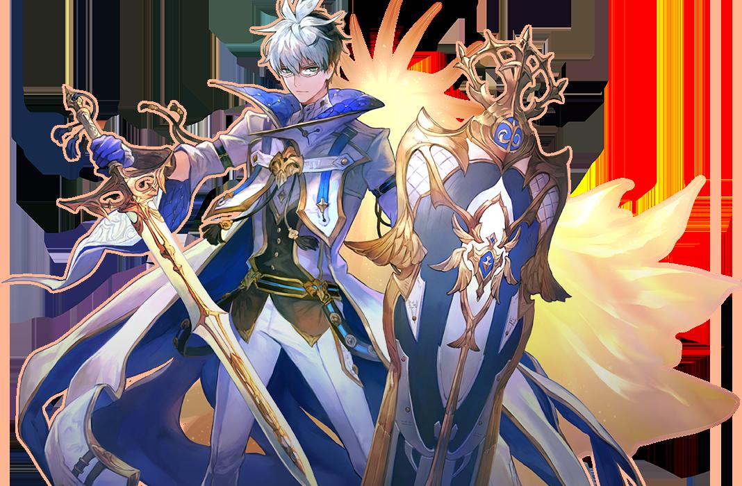 Wilbert, Grand Knight