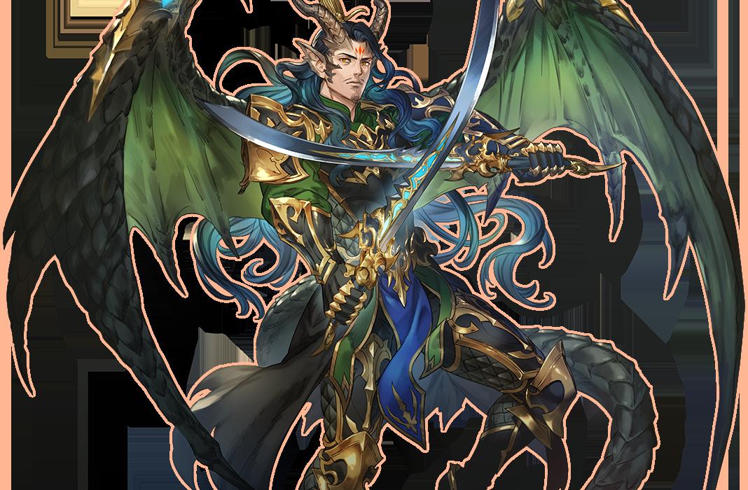Garyu, Supreme Dragonkin