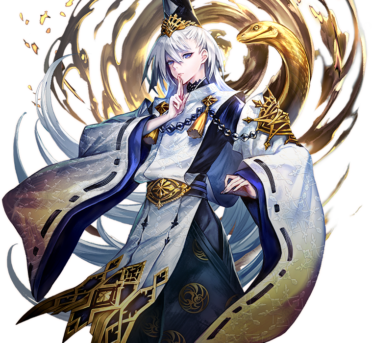 Kuon, Founder of Onmyodo